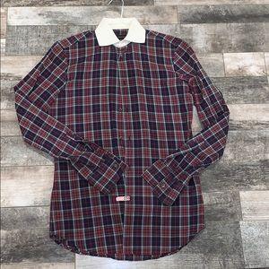 DSQUARED men's button down shirt